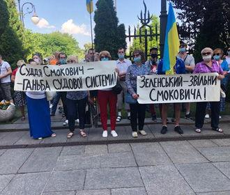 Виталий Шабунин пытается откреститься от проведения проплаченной акции против одного из судей