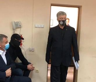 Суд по делу Порошенко отложили