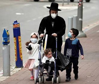 В Израиле замедляются темпы распространения COVID-19