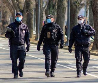 Полиция перед выборами перейдет на усиленный режим службы
