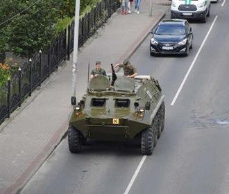 В Луцке освобождены 13 заложников, пострадавших нет – СБУ