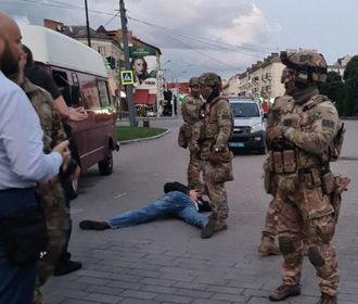 "Аваков объяснил действия силовиков при задержании ""луцкого террориста"""