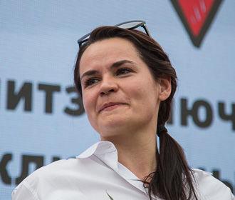 Тихановская обратилась к силовикам и дала им гарантии безопасности