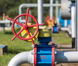 Украина довела запасы газа в ПХГ до 24 млрд куб. м