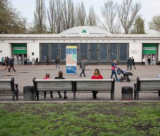 """Возле метро """"Арсенальная"""" создадут пешеходную зону - Кличко"""