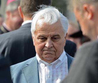 Кравчук заявил об ультиматуме России по Донбассу