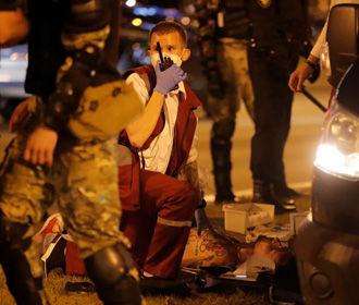 Минздрав Беларуси подтвердил гибель третьего участника акций протеста