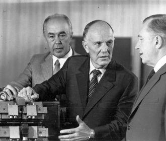 «Интер» посвятит эфир памяти Бориса Патона