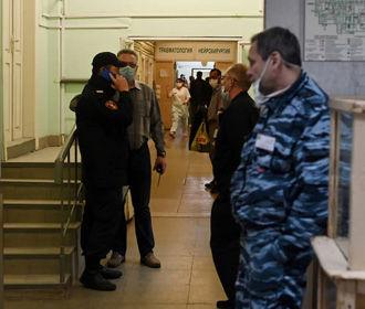 Российские врачи не нашли яда в крови Навального