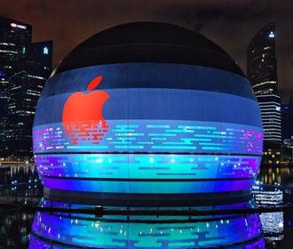 Apple открывает первый фирменный магазин на воде