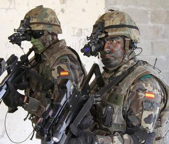 Испания задействует военных для борьбы с распространением коронавируса