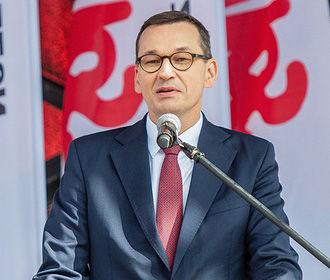Премьер Польши предлагает ЕС создать фонд помощи Беларуси в 1 млрд евро