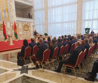 Лукашенко заявил, что его тайная инаугурация является внутренним делом Беларуси