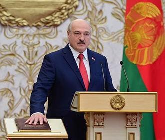 Киев проведет срочные консультации для определения позиции по инаугурации Лукашенко - Кулеба