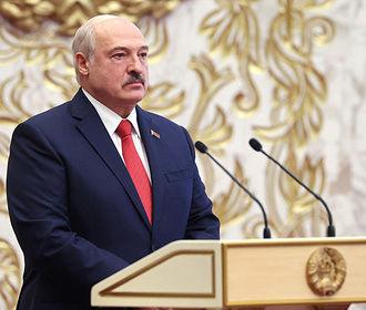 ЕС согласовал введение санкций против Лукашенко