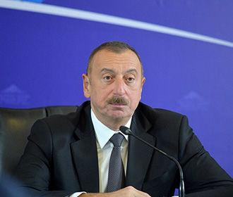 Алиев назвал бессмысленными призывы к диалогу по Карабаху