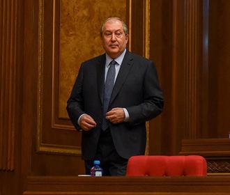 Кавказ может стать новой Сирией - президент Армении