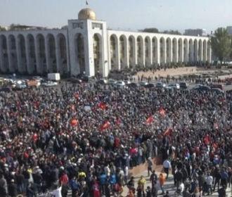 Митинги в Бишкеке прекратилис