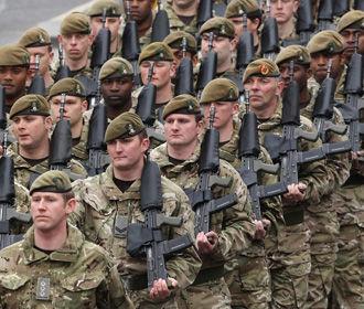 Украина не против размещения британских десантников на своей территории