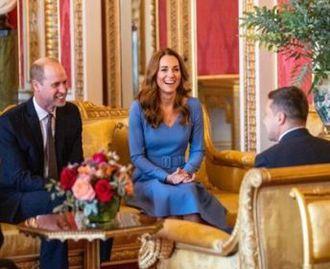В ОП рассказали о встрече с принцем Уильямом