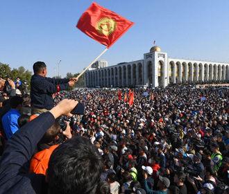ЕС готов помочь Киргизии с проведением повторных выборов