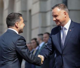 Украина будет взаимодействовать с Польшей в целях дальнейшей евроинтеграции