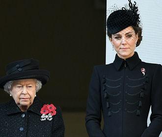 Кейт Миддлтон нарушила одно из самых строгих правил Елизаветы II