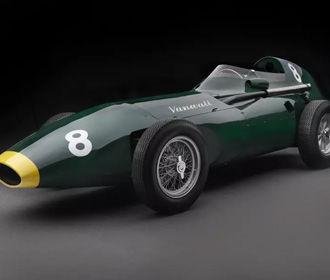 В Англии возобновят выпуск спорткаров 1950-х годов