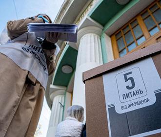 Опрос Зеленского повлиял на принципы равных возможностей на выборах - международные наблюдатели