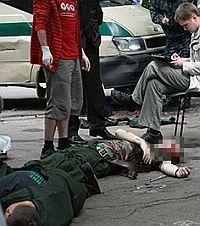 Расстрелянные в Москве инкассаторы перевозили $800 тысяч