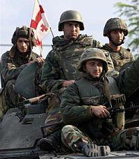 Грузия разрешила согражданам воевать на стороне украинской армии