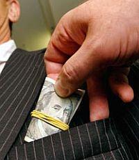 Коррупция как двигатель европейского бизнеса