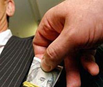 МВД: в Украине вырос уровень коррупции