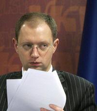 Яценюк разворовывал деньги СБУ с помощью своей «фаворитки»?