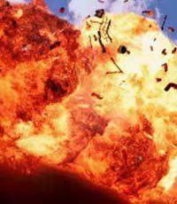 Шестеро военных погибли, 11 ранены во время пожара в полевом лагере ВСУ в Херсонской области