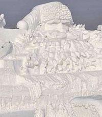 В Молдавии убили Деда Мороза