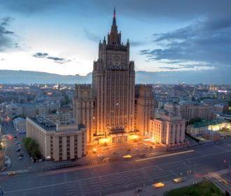 """МИД РФ прокомментировал попытки США остановить """"Северный поток — 2"""""""