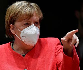 Меркель выступает за честное распределение вакцины от COVID-19