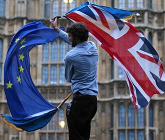 """Воскресенье будет """"финальной точкой"""" переговоров Лондона и ЕС по Brexit - МИД Британии"""