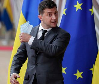 Зеленский: создаем коалицию стран-лоббистов Украины в ЕС