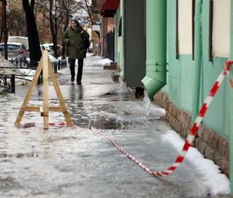 Атлантический воздух принесет в Украину потепление
