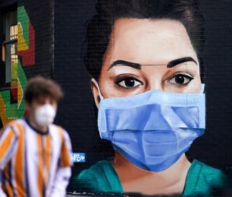 Граффити коронавирус