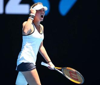 Костюк проиграла россиянке в первом круге Australian Open