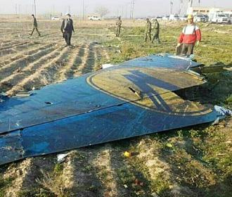 Иран передал Украине отчет по сбитому самолету МАУ