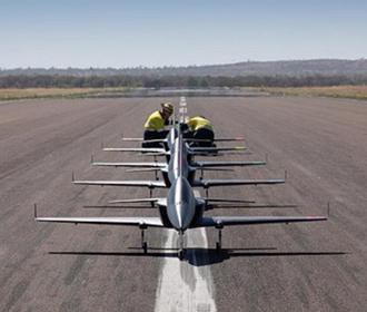 Боевой дрон Boeing