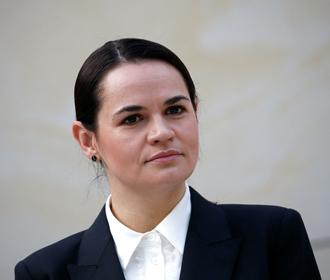 Тихановская запустила сбор голосов за переговоры с властями Беларуси