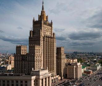Россия выслала албанского дипломата