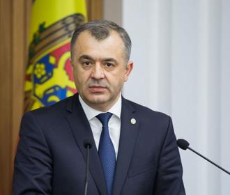 Премьер Молдовы заявил об отставке правительства