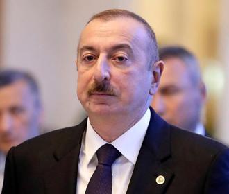 Зеленский пригласил президента Азербайджана в Украину