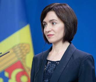 Молдова безоговорочно поддерживает территориальную целостность Украины – Санду